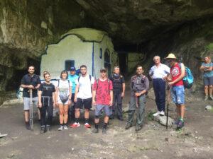 Το σπήλαιο όπου ασκήτεψε ο Άγιος Διονύσιος